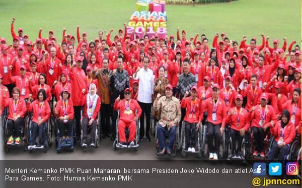 Menko PMK Apresiasi Capaian Indonesia di Asian Para Games - JPNN.com