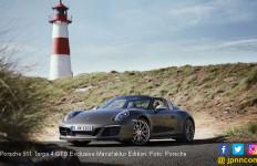 Varian Khusus 911 jadi Persembahan Spesial Porsche - JPNN.com