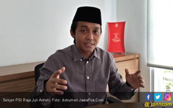 Yakini Jokowi Punya Banyak Telik Sandi, PSI Ogah Sodor-Sodorkan Calon Menteri - JPNN.com