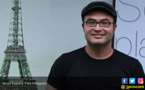 Surya Saputra Khawatir Kondisi Jantung Augie Fantinus - JPNN.com