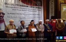 Jelang Pilpres, Tokoh Lintas Agama Serukan Jaga Persatuan - JPNN.com