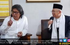 Munajat Cak Nun untuk Ikhtiar Kiai Ma'ruf Amin - JPNN.com