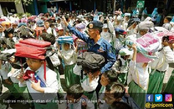 Waspada Gempa, Surabaya Memiliki Dua Patahan Aktif - JPNN.com