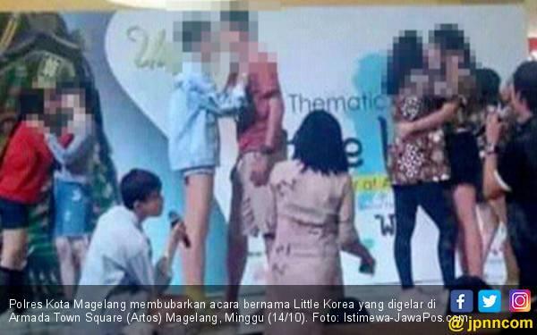 Diduga Berbau LGBT, Kompetisi Nyanyi di Magelang Dibubarkan - JPNN.com
