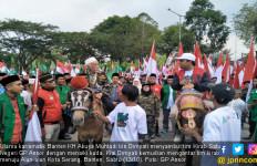 Tim Kirab Satu Negeri Gaungkan Pesan Kebinekaan di Serang - JPNN.com