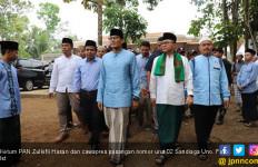 Zulkifli Hasan Gandeng Sandiaga Uno Temui Tokoh 212 - JPNN.com
