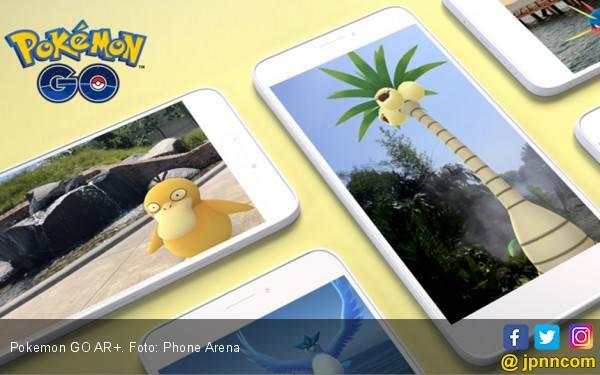Asyik, Pokemon Go Kini Bisa Tempur Antar Pemain - JPNN.com