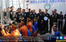 Satgas KJK 2018 Menampilkan Budaya Indonesia di Korsel - JPNN.com