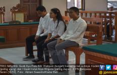 Ayu Ajak Pacar dan Adik Berkomplot Bobol Alfamart - JPNN.com