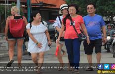 Corona Mereda, Wisatawan Tiongkok Antusias Sambut Liburan Hari Buruh - JPNN.com