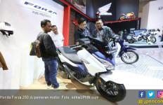 Pemesanan Honda Forza 250 Sudah Tembus 830 Unit - JPNN.com