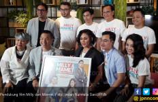 Cerita Cinta Milly dan Mamet Diangkat ke Layar Lebar - JPNN.com