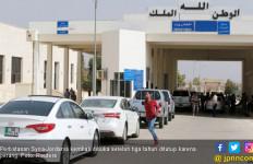 Perang Berakhir, Perbatasan Syria-Jordania Kembali Dibuka - JPNN.com