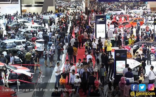 Ikhtiar Jokowi Picu Industri Otomotif Lewat Relaksasi Tarif Pajak Kendaraan - JPNN.com