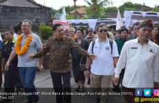 Delegasi IMF-WB Study Langsung ke Desa Dangin Puri Kangin - JPNN.com