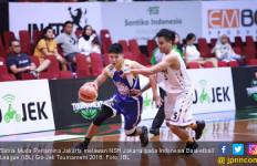 Dukungan Menkum HAM dan Menteri BUMN untuk Timnas Basket Indonesia - JPNN.com