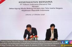 Jalin Kerja Sama, Jamdatun Perkuat Penerapan GCG Telkom - JPNN.com