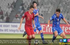 Indra Sjafri Ungkap Kunci Kemenangan Indonesia Atas Taiwan - JPNN.com