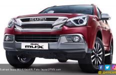 Isuzu Bersiap Rilis SUV Kompak Adik MU-X - JPNN.com