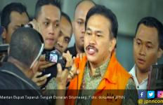 Bebas dari LP Sukamiskin, Eks Bupati Tapteng Ditangkap Polda - JPNN.com