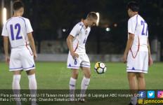 Kata Pelatih Timnas U-19 Taiwan tentang Sepak Bola Indonesia - JPNN.com
