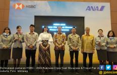 HSBC-ANA Gelar Pameran Fasilitas Kelas Bisnis & Travel Fair - JPNN.com