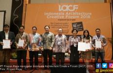 Propan Raya Gelar IACF Demi Kemajuan Arsitek Indonesia - JPNN.com