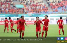 Piala Asia U-19: Jadwal Siaran Langsung Indonesia vs Taiwan - JPNN.com