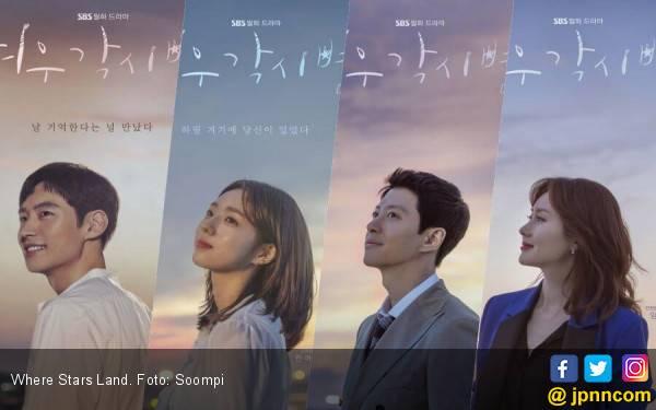 Where Stars Land, Drama Korea Berlatar Profesi Tak Biasa - JPNN.com