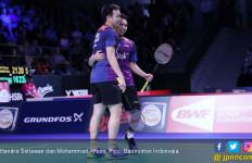 Senangnya Ahsan/Hendra Usai Singkirkan Rival Lama - JPNN.com