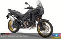 Akhirnya Ada Pilihan Warna Sejati Honda Africa Twin - JPNN.com