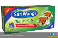 Sariwangi Bangkrut, Unilever Tetap Produksi Teh - JPNN.com
