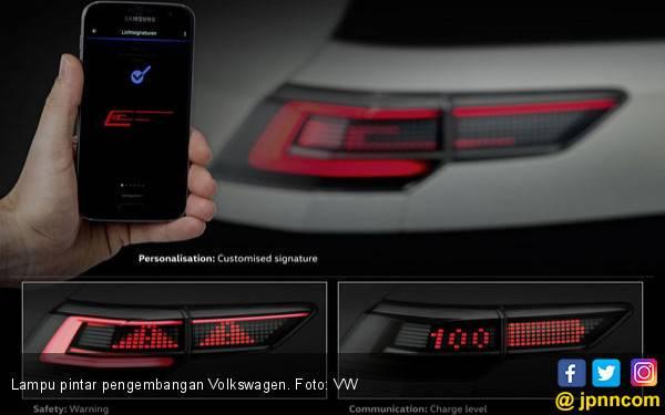 Lampu Pintar Mobil Volkswagen - JPNN.com