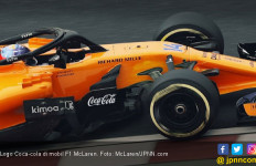 Coca-Cola Segarkan Mclaren di Trek F1 - JPNN.com