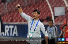 Timnas U-19 Indonesia vs UEA: Indra Merasa Tambah Kekuatan - JPNN.com