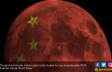 Inggris Resah Melihat Aktivitas Tiongkok dan Rusia di Luar Angkasa - JPNN.com