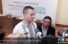 Wagub Sumut Ajak Sektor Swasta Capai Tujuan Pembangunan - JPNN.com