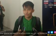 Witan Sulaeman Ingatkan Rekannya Agar Tak Cepat Puas - JPNN.com