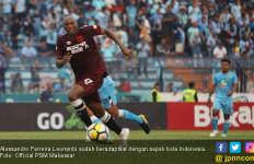 Akhirnya Alessandro Ferreira Cetak Gol Pertama untuk PSM - JPNN.com