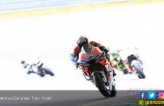 Dovizioso Start Pertama di MotoGP Jepang, Marquez ke-6 - JPNN.com