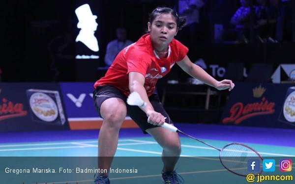 Gregoria Mariska Ukir Rekor Luar Biasa Untuk Indonesia - JPNN.com