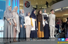 Kolaborasi Zaskia - Shireen Sungkar Perdana Tampil di JFW - JPNN.com