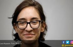Mahasiswi Pembela Palestina Kalahkan Israel di Pengadilan - JPNN.com