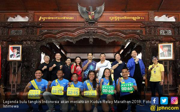 Kudus Relay Marathon 2018 Hasilkan Para Pelari Tangguh - JPNN.com