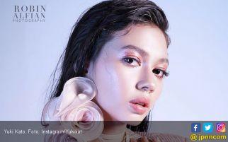 Kiat Yuki Kato Menjaga Wajahnya Agar Tetap Lembab