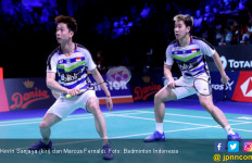 10 Finalis Denmark Open 2018, Semua yang Nomor 1 Ada - JPNN.com