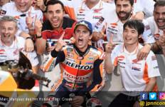 Menang di Jepang, Marc Marquez Juara Dunia MotoGP 2018 - JPNN.com