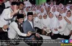 Pengamat: Ada yang Ingin Jauhkan Jokowi dari Umat Islam - JPNN.com