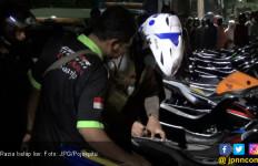 Puluhan Remaja Balap Liar Panik Berlarian Dikejar Polisi - JPNN.com