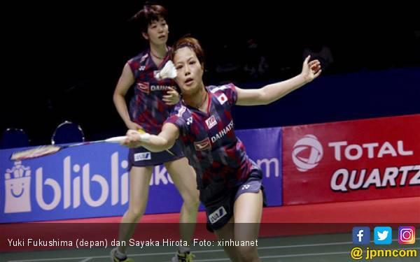 Fukushima / Hirota Butuh 57 Menit jadi Jawara Denmark Open - JPNN.com